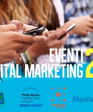 Eventi digital markting 2018