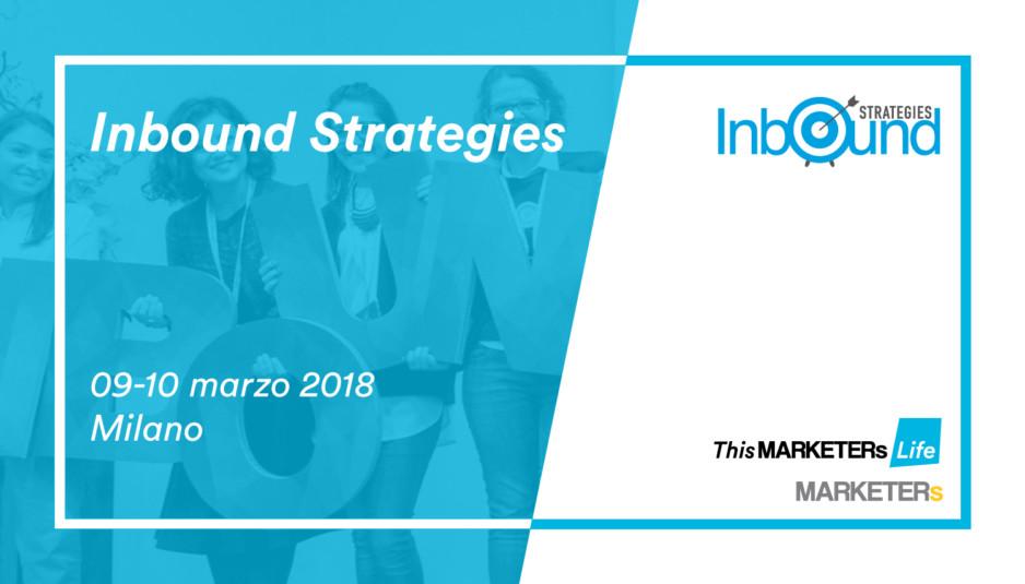 Inbound Strategies - This MARKETERs Life