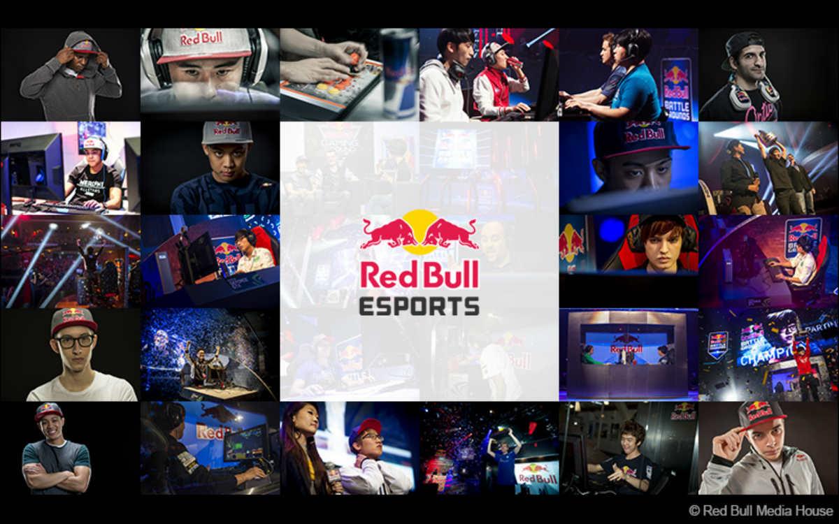 Red Bull e gli eSports