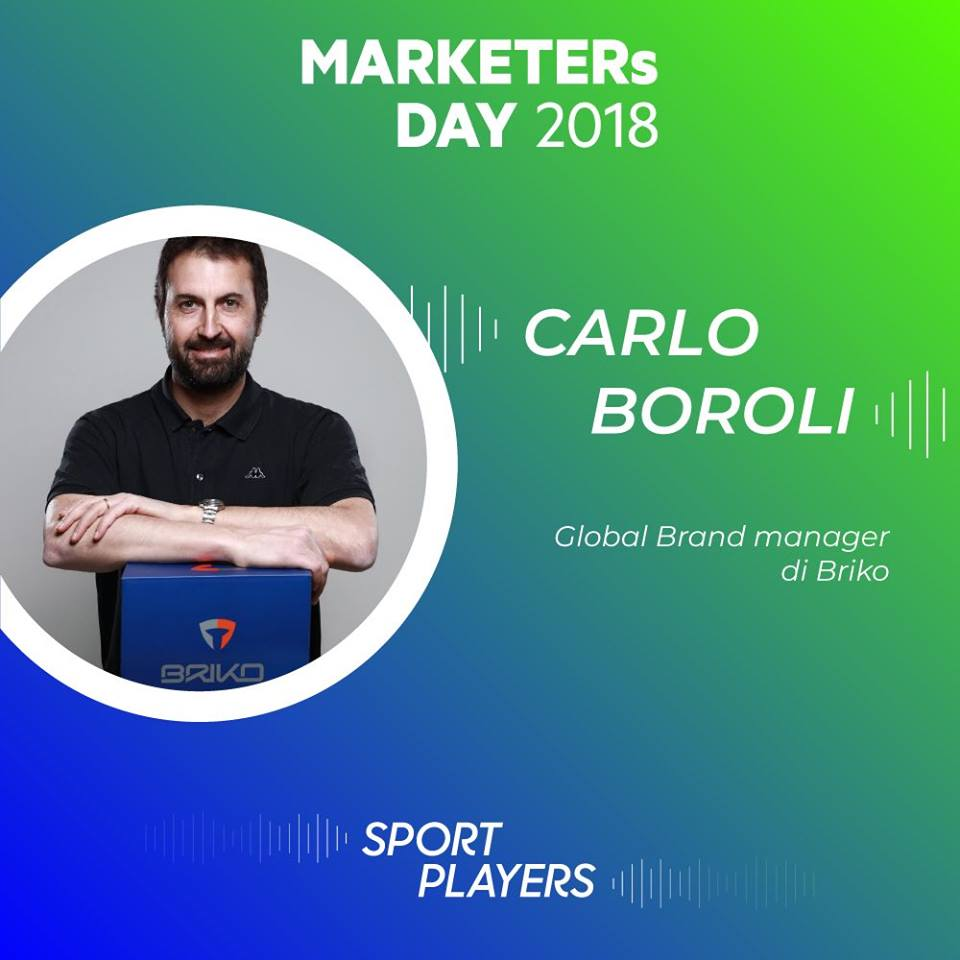carlo boroli global brand manager briko