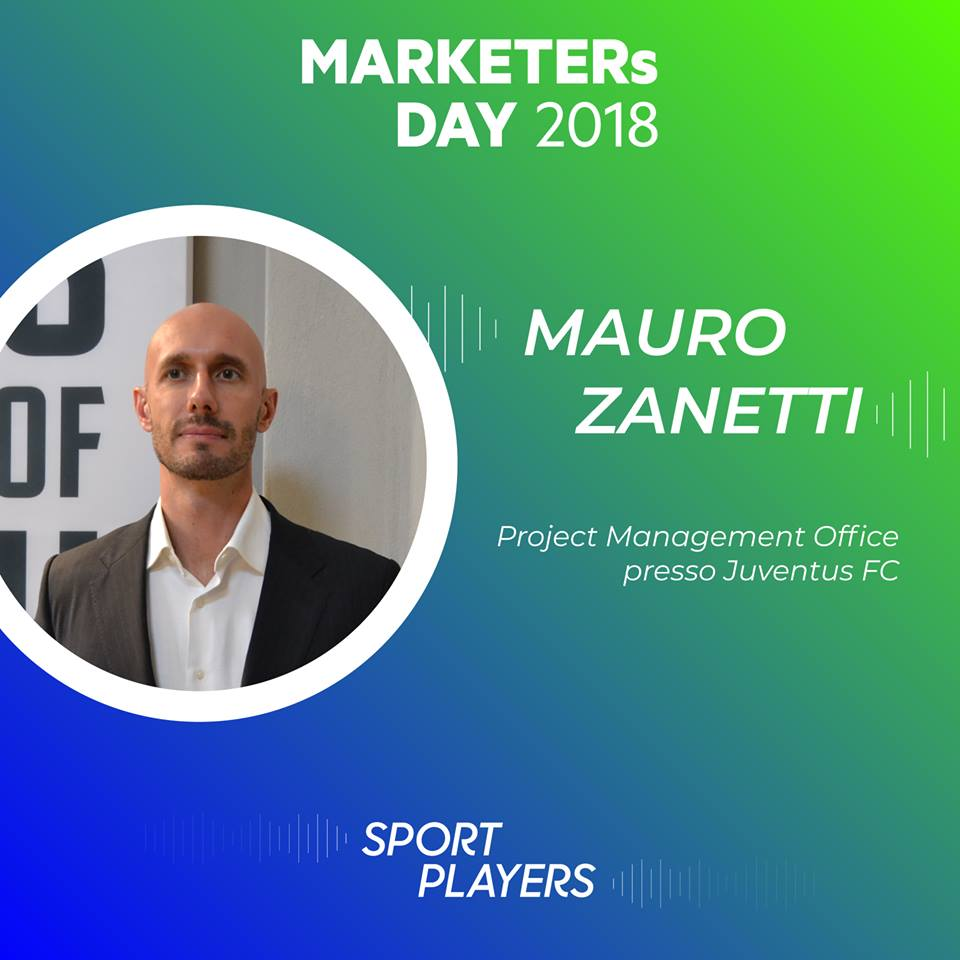 mauro zanetti project management office juventus fc