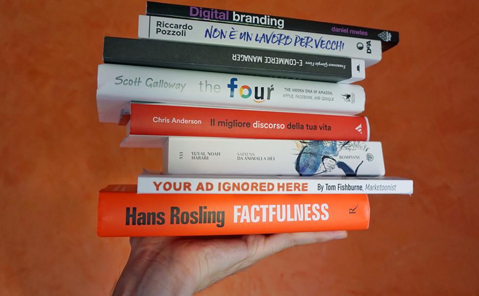 10 libri marketing per vacanze estate 2018