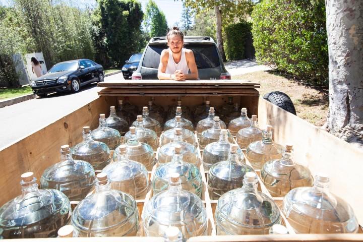 Mukhande Singh bottles