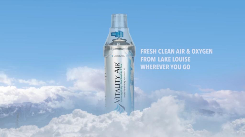 Vitality Air spot