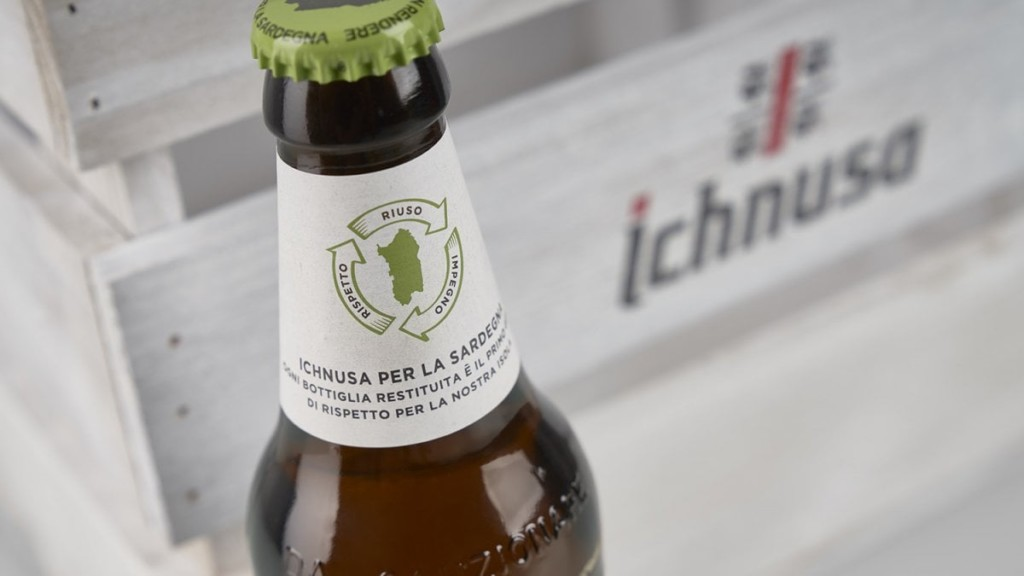 birra ichnusa vuoto a rendere_Packaging sostenibile_This MARKETERs Life