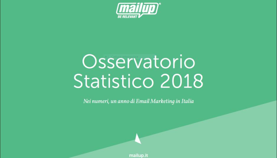 Osservatorio Statistico 2018 Dem E Newsletter Sotto La Lente D