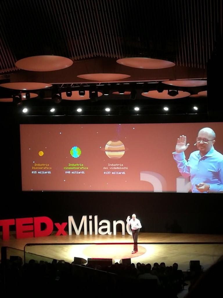 Roberto Dillon - Il (Video)gioco una cosa seria - TEDx Milano #oltremisura