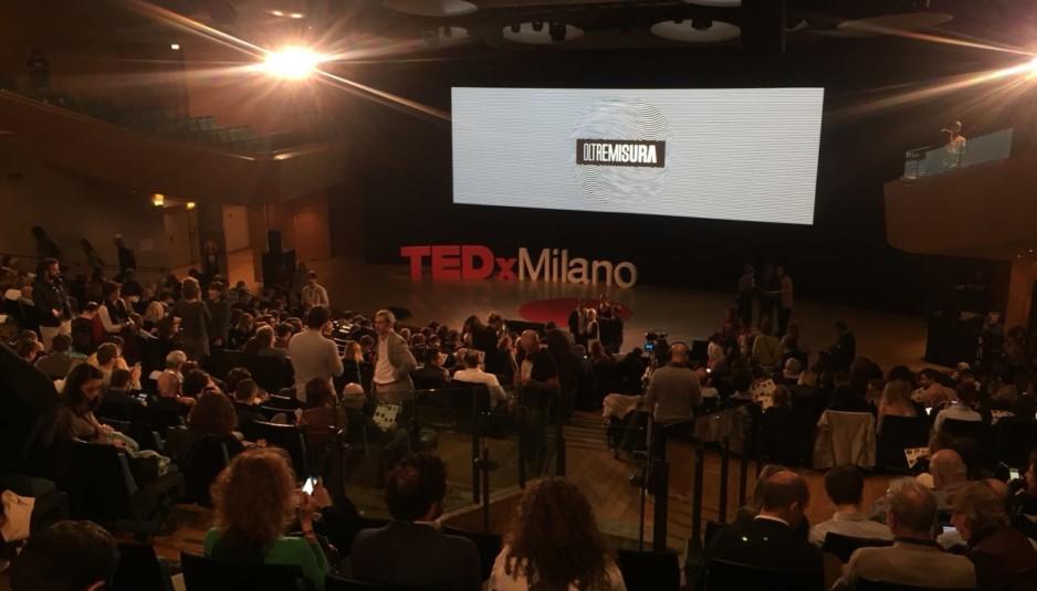 TEDx Milano #oltremisura