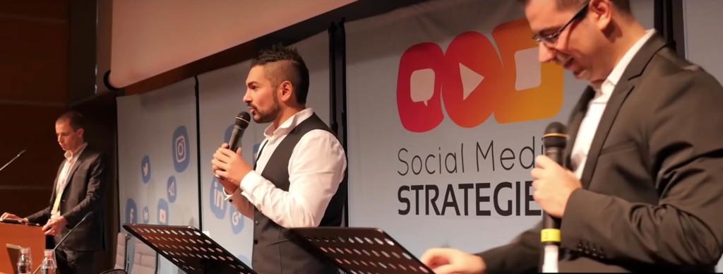 #SMStrategies 2018 - Cosmano Lombardo