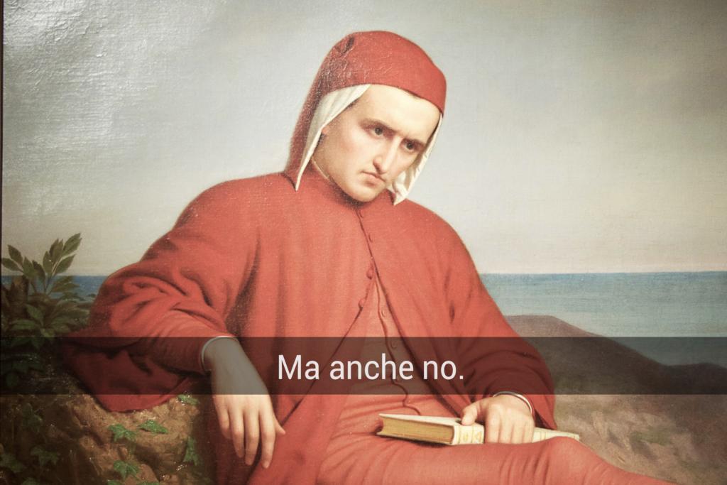 Dante - Ma anche no