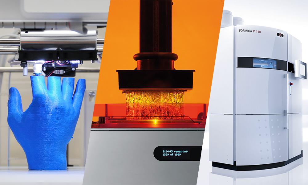 Tecniche di stampa 3D