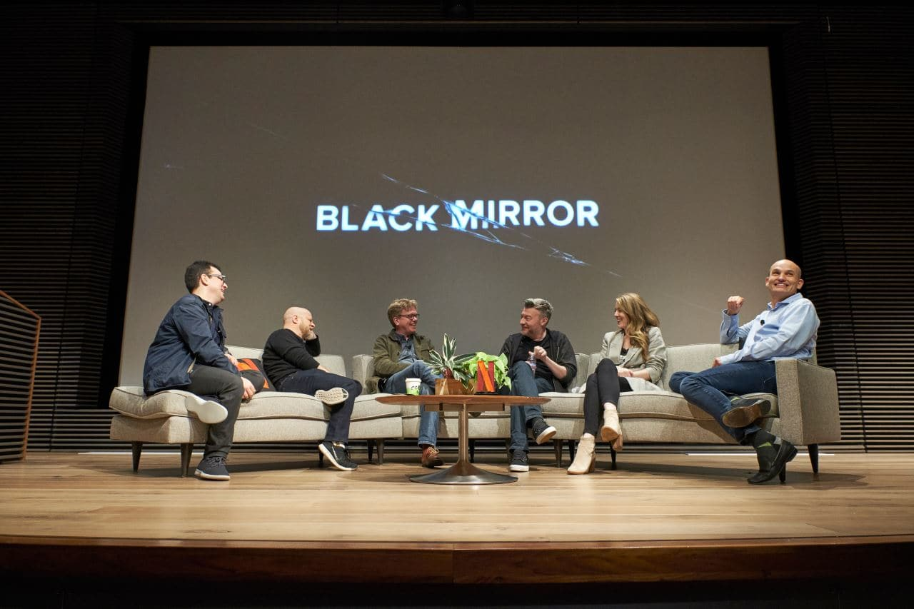 Black Mirror: Bandersnatch Conference
