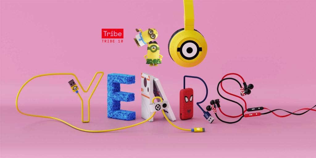 Tribe Tech | 10 anni