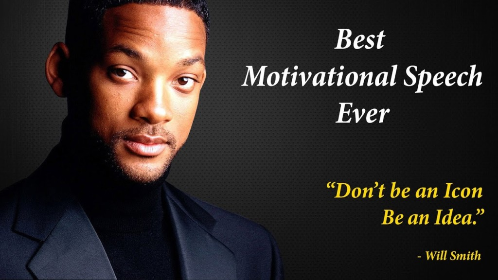 Will Smith quotes - Don't be an icon be an idea