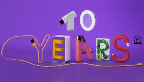 Maikii - Dieci anni e non sentirli
