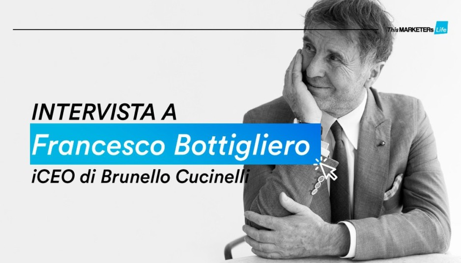 Intervista a Francesco Bottigliero, iCEO di Brunello Cucinelli