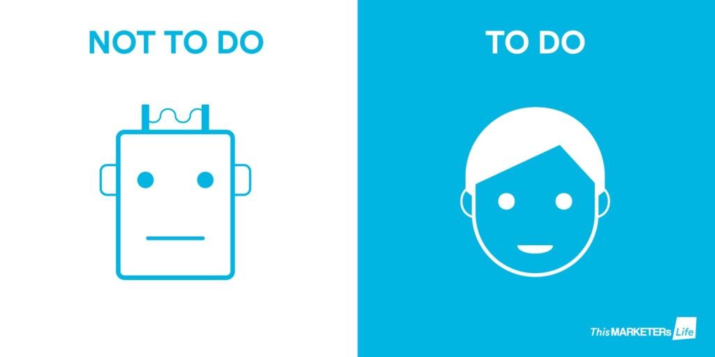 Comunicazione - Automatizzata o umanizzata