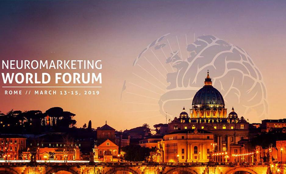 Neuromarketing World Forum - copertina