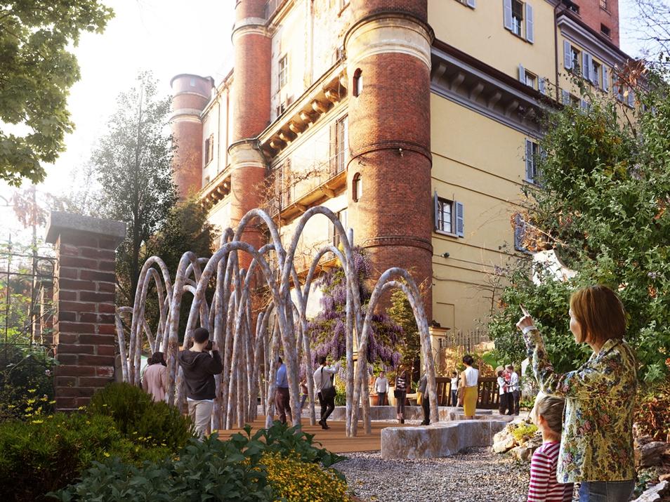 The Circular Garden - Orto Botanico Brera