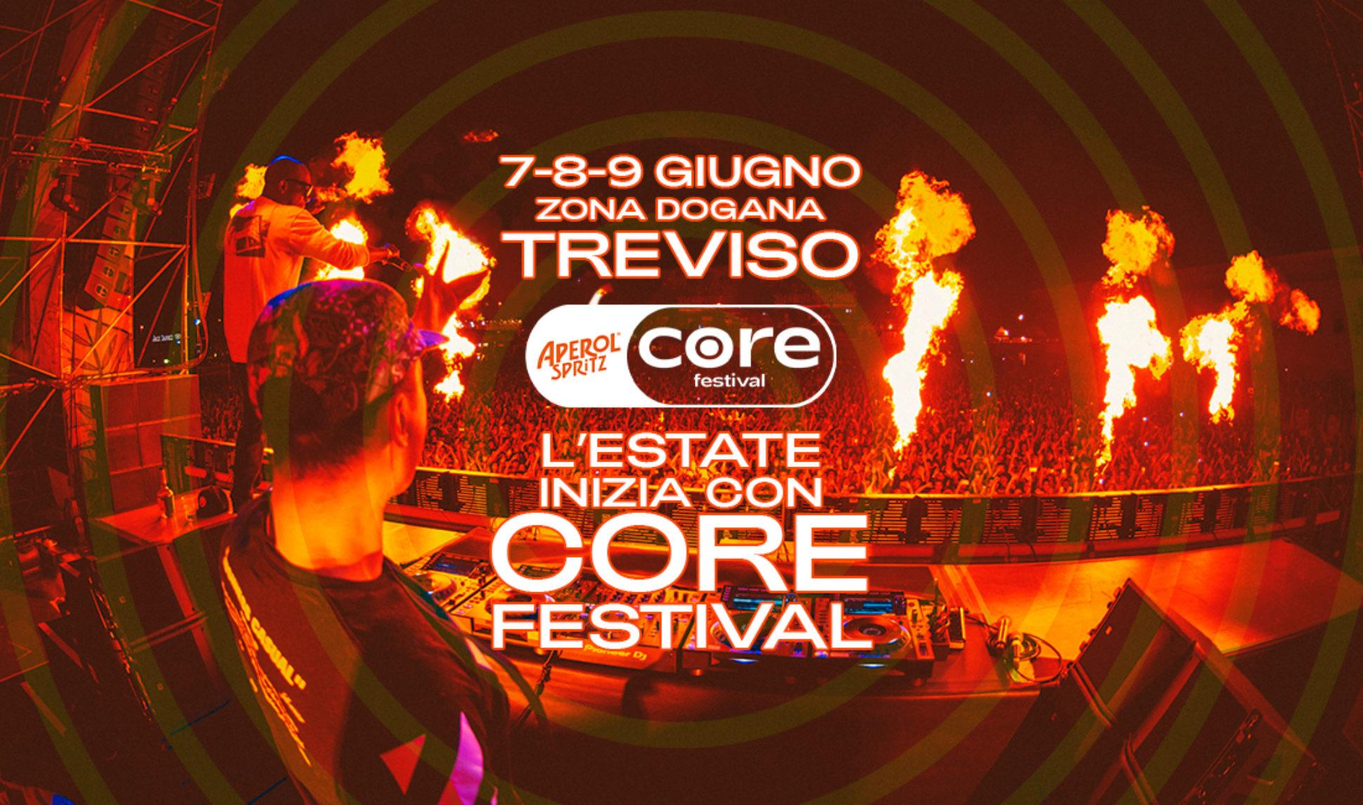 Core Festival 2019 Treviso Home Festival