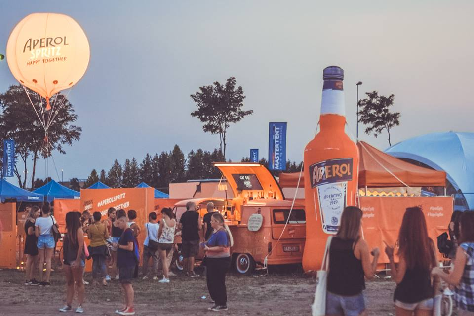 Aperol Spritz Happy Together Home Festival Core Festival Treviso