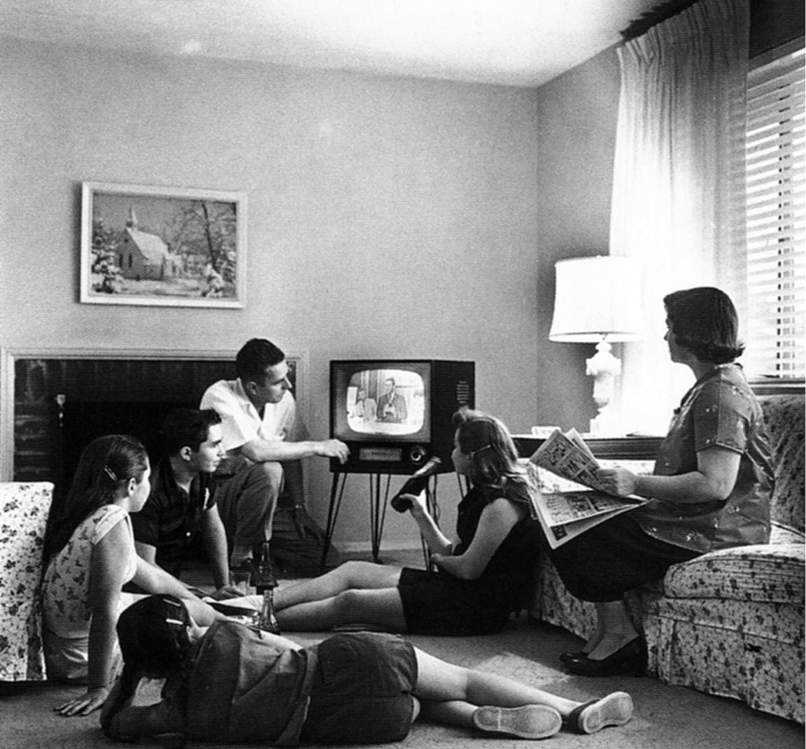 televisione lineare