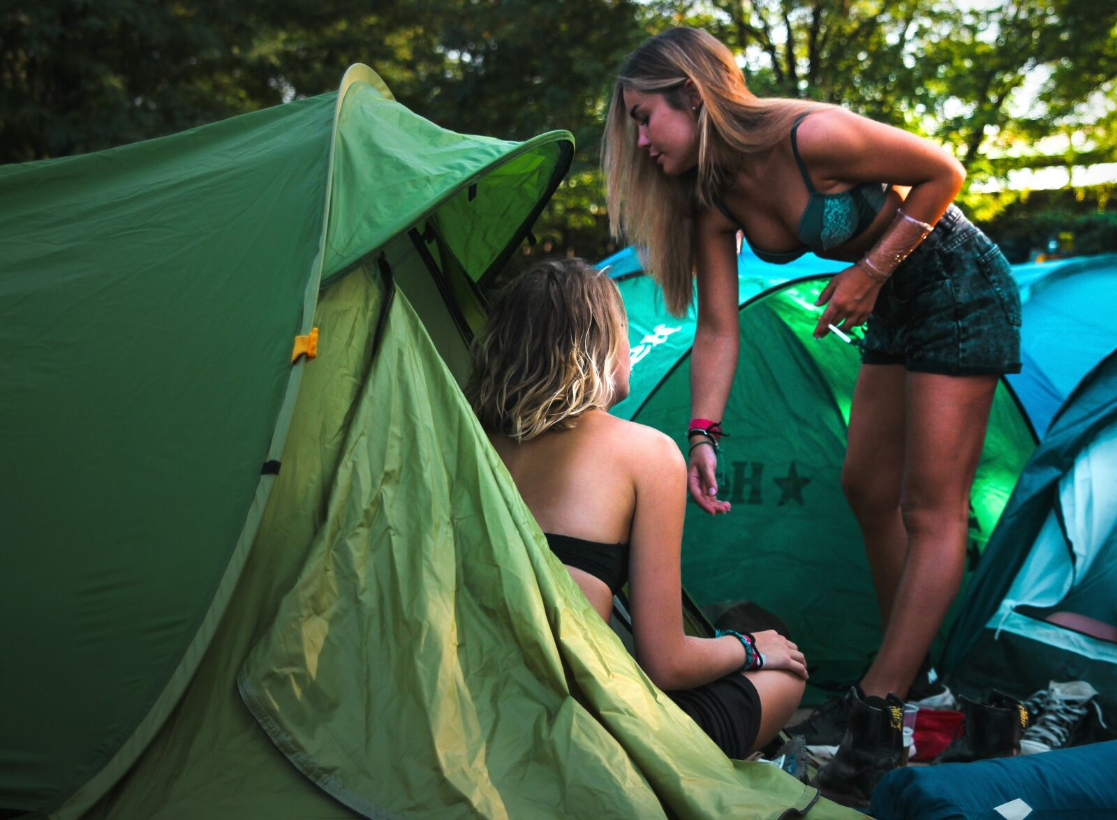 Home Festival Venice Camping