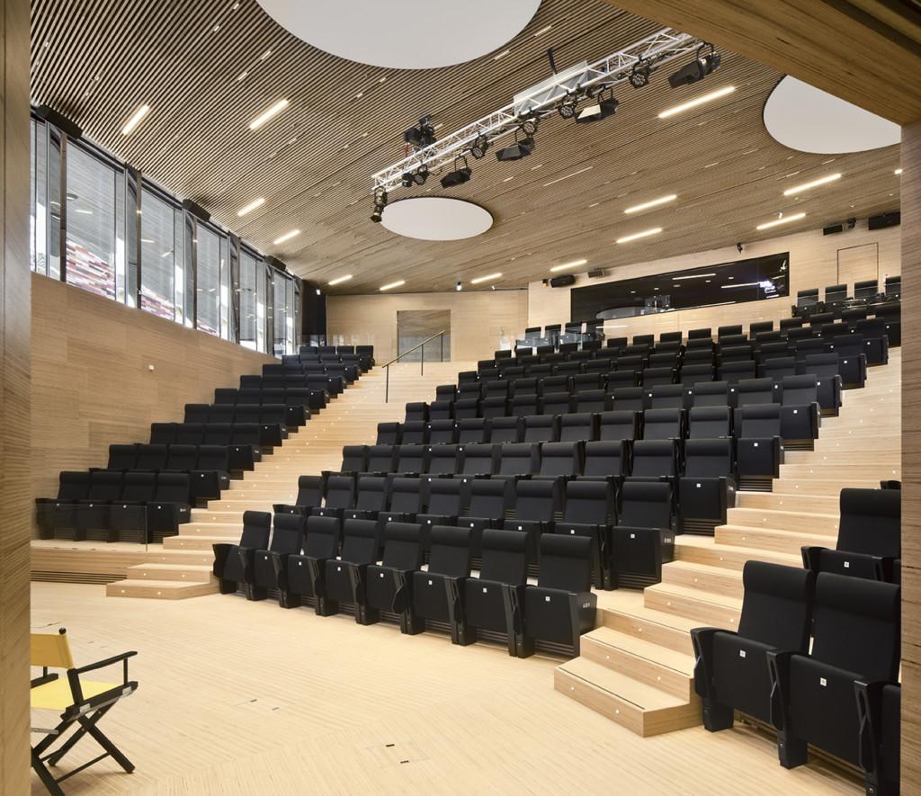 M9 - auditorium