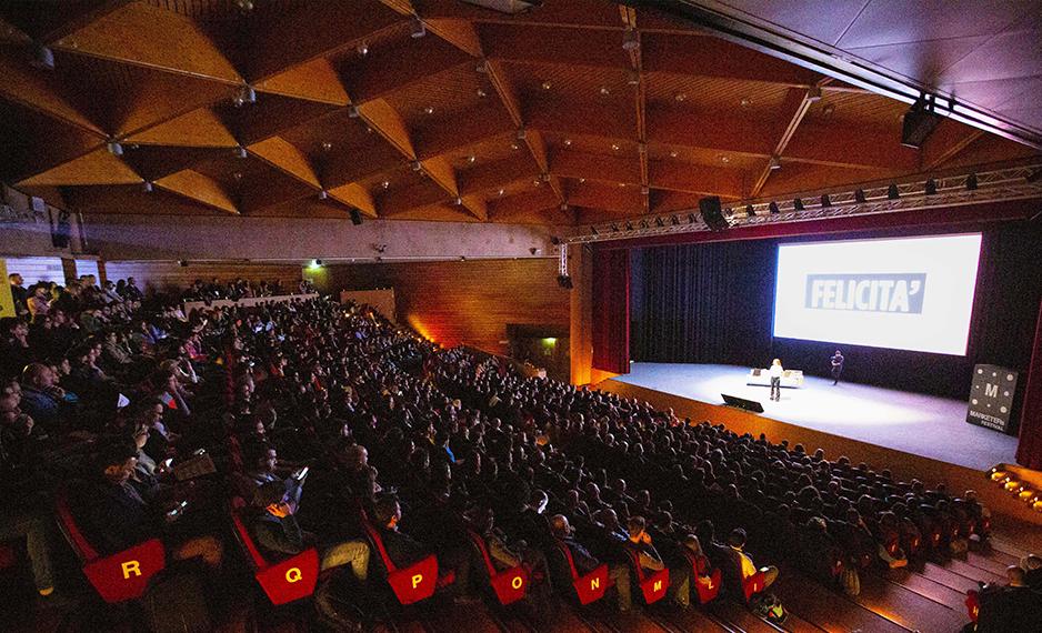 Plenaria MARKETERs Festival 2018