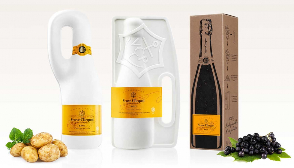 Packaging Naturalmente Clicquot