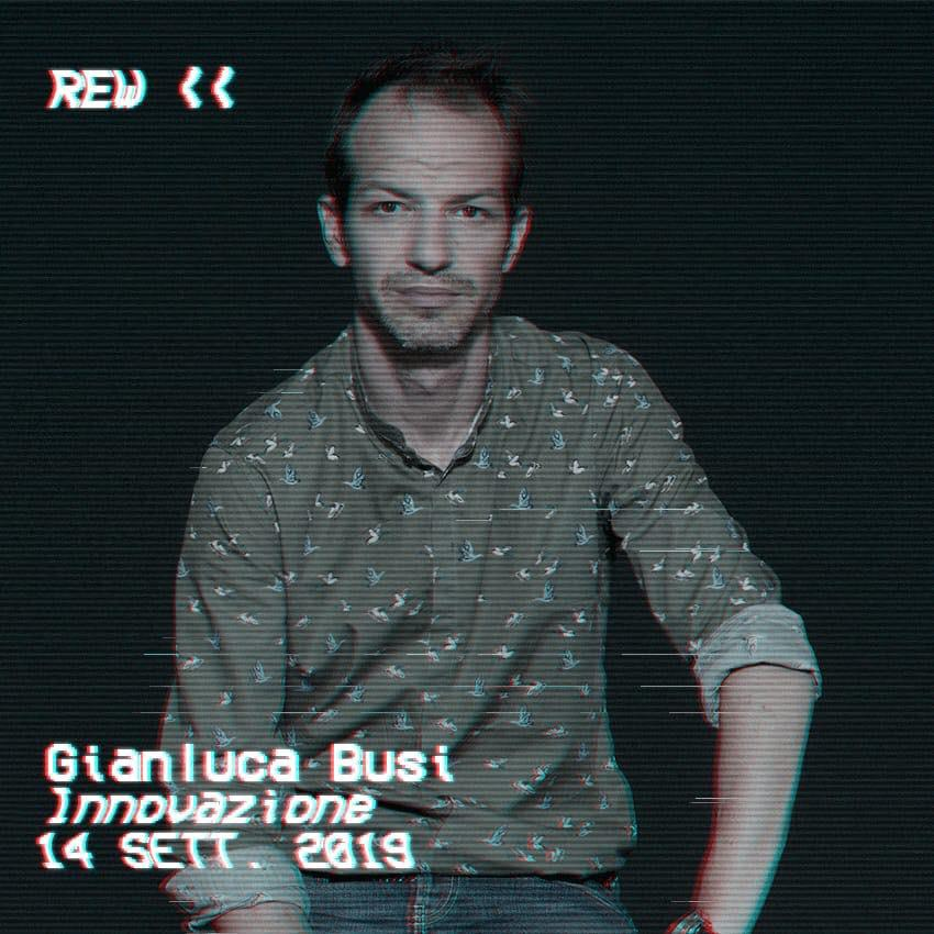 TEDxFerrara Gianluca Busi