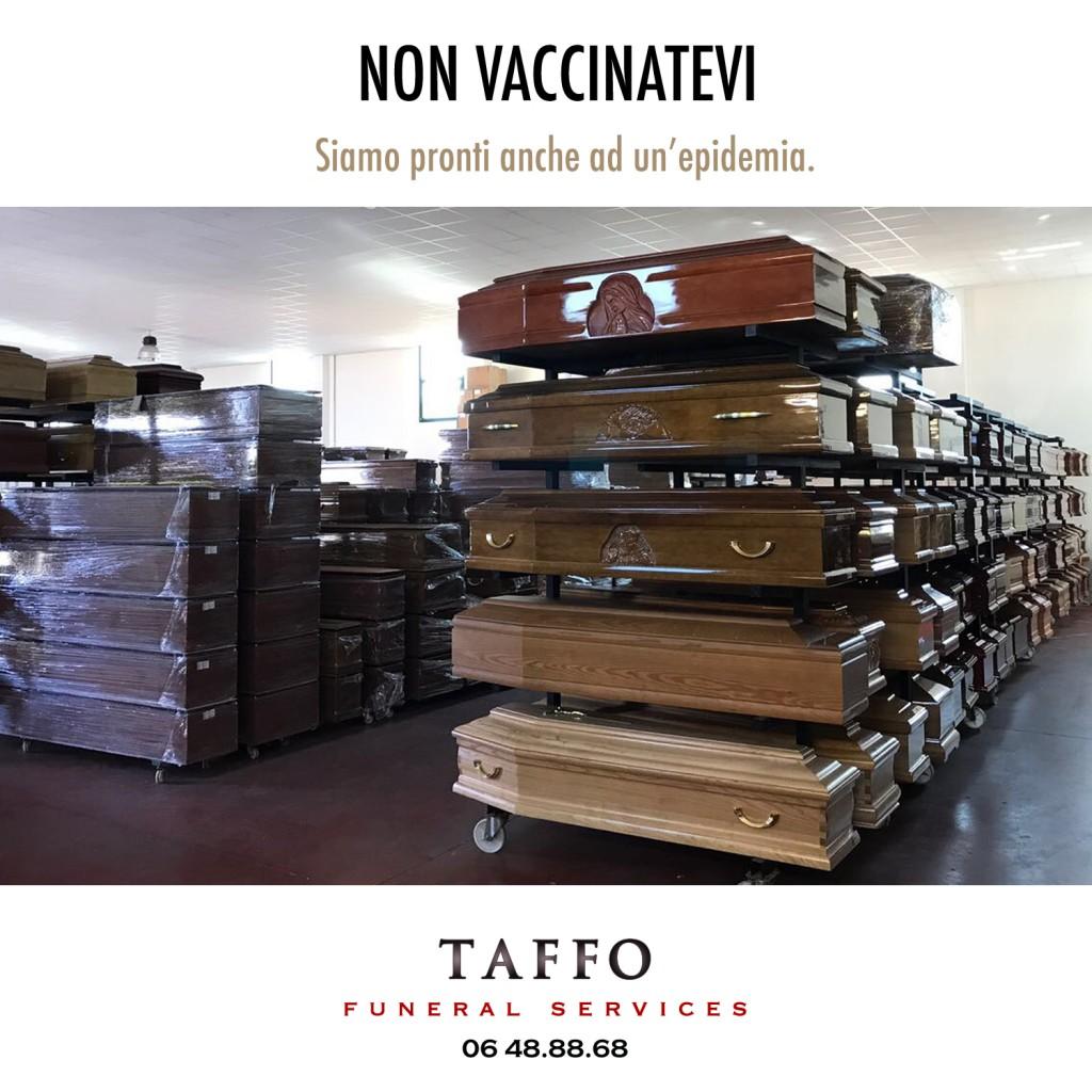 Taffo Funeral Services - Vaccini