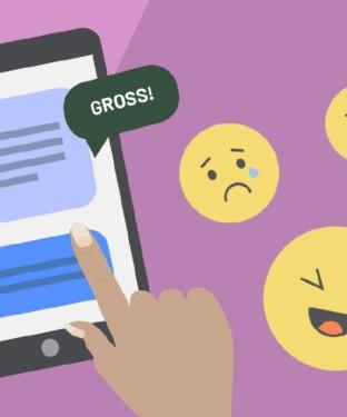 cyberbullismo sui social network, instagram e facebook
