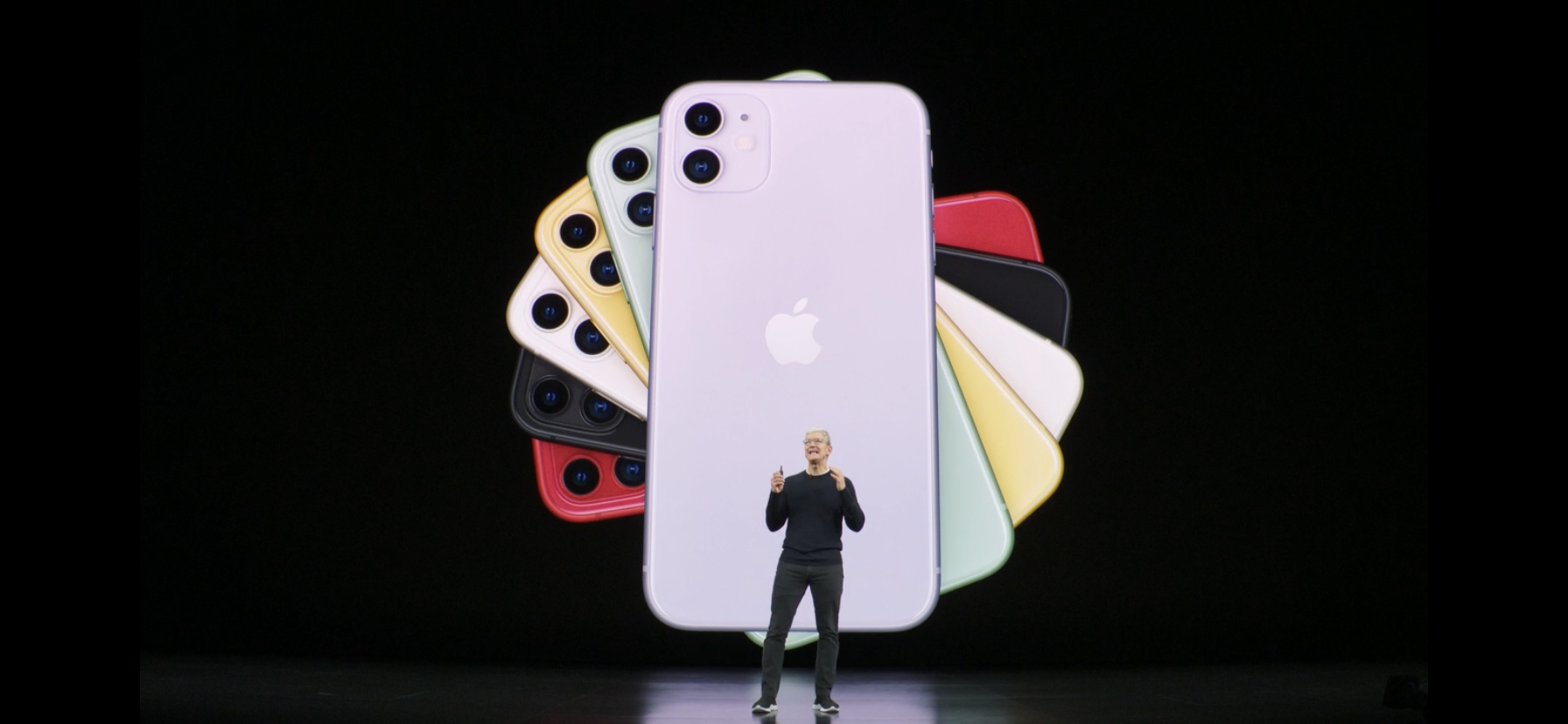 Apple event 2019 iPhone 11
