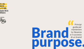 Brand Purpose - Road to MARKETERs Festival 2019