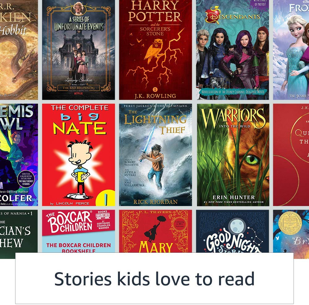 Kindle Kids books
