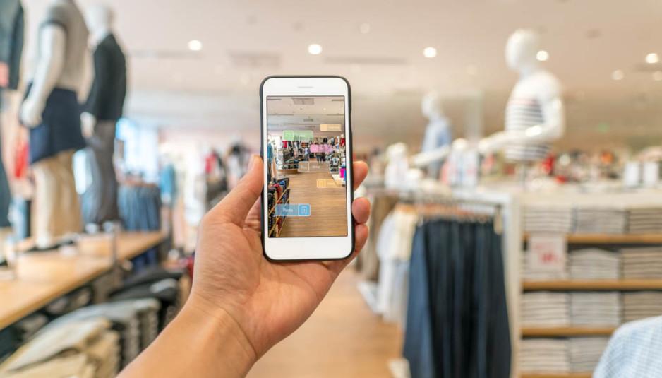 fashion digital retail