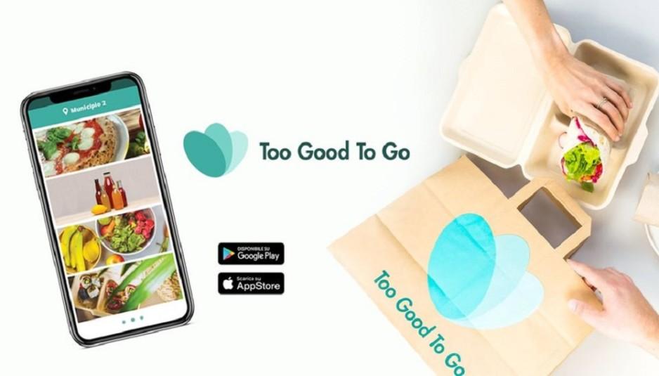 L'app Too Good To Go contro gli sprechi alimentari