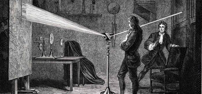 Isaac Newton e le sue scoperte