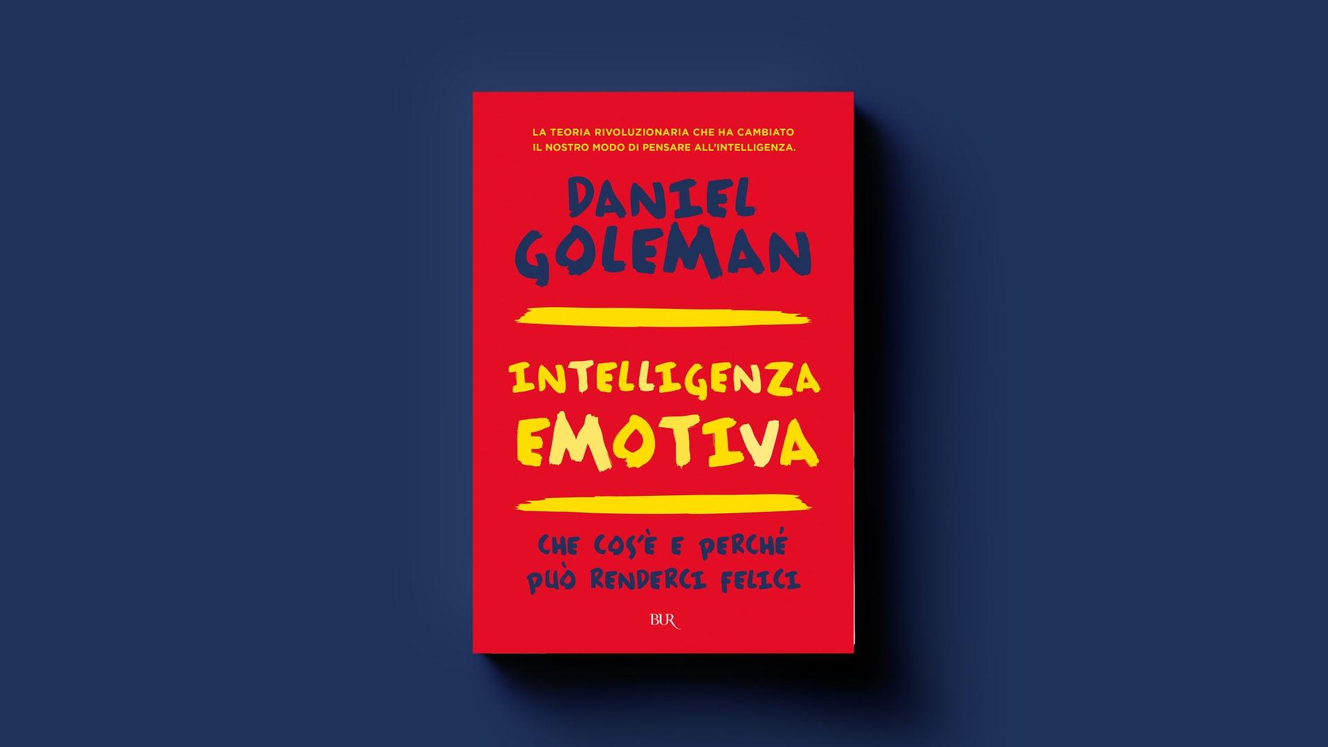 copertina intelligenza emotiva goleman