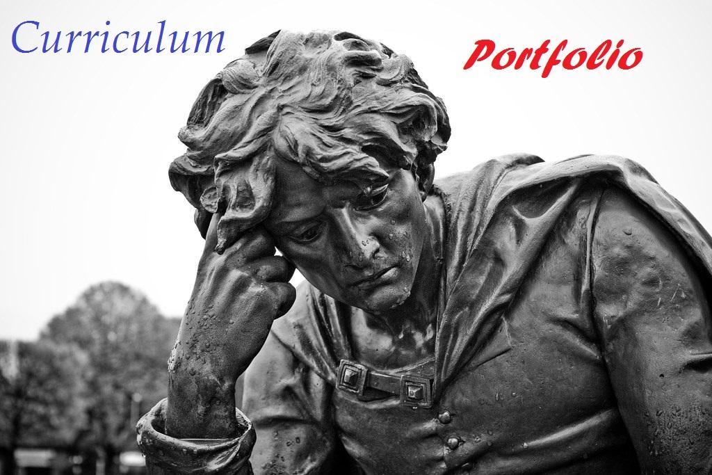 E' più importante presentare un curriculum o un portfolio?