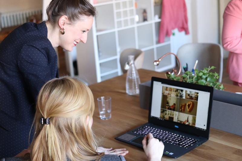 Gli spazi coworking permettono di fare network, scambiarsi idee e iniziare una nuova collaborazione
