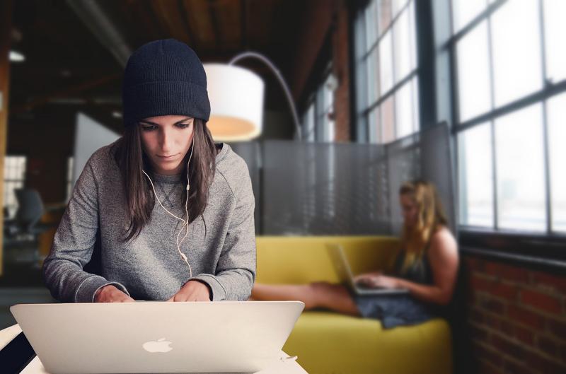 I freelance e nomadi digitali sono i principali fruitori degli spazi coworking