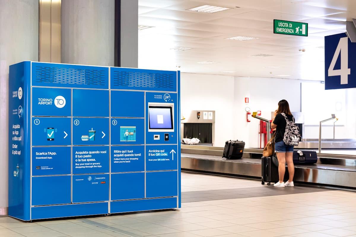 Le aziende si stanno mobilitando per installare smart locker anche in comdomini, palestre, hotel, stazioni o aeroporti