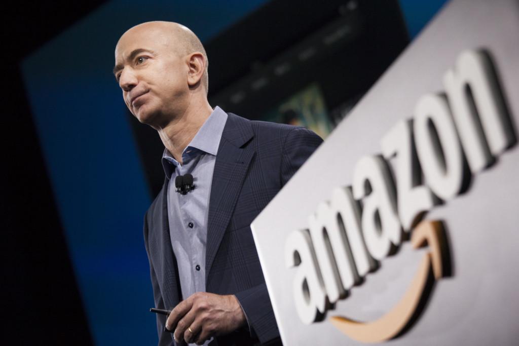 Bezos proprietario Amazon