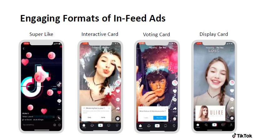 formati tiktok engagement ads