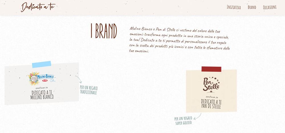 Mulino-Bianco-Pan-di-Stelle-confezioni-personalizzate brand experience
