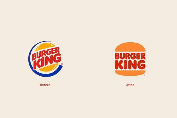 Burger King cambia logo e trae spunto dal passato