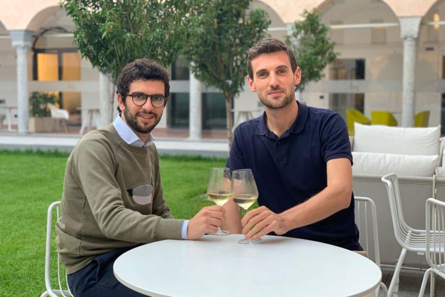 Filippo Galanti e Matteo Ranghetti di Divinea.com