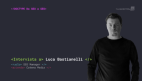 Intervista a Luca Bastianelli da SEO a SEO